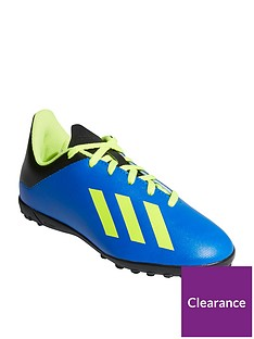 adidas-junior-x-184-astro-turf-football-boots-blue