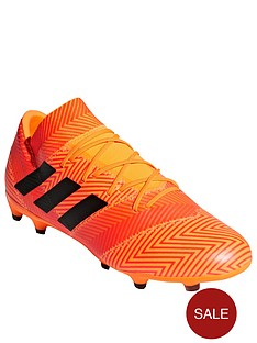 adidas-mens-nemeziz-182-firm-ground-football-boot-zestsolar-rednbsp