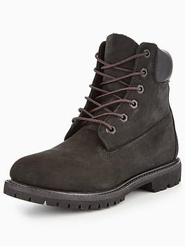 Timberland Timberland 6 Inch Premium Ankle Boot - Black Picture