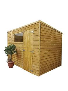 mercia-mercia-10x6ft-great-value-overlap-shed-pent-roof-with-window-plus-assembly