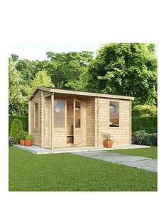 mercia-4-x-3m-28mmnbsptongue-and-groove-home-office-log-cabin