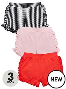 mini-v-by-very-girls-3-pack-ruffle-shorts