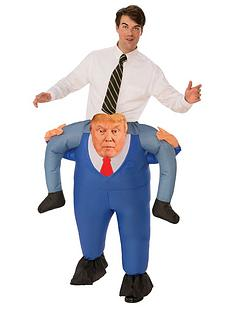 presidental-piggy-back-costume