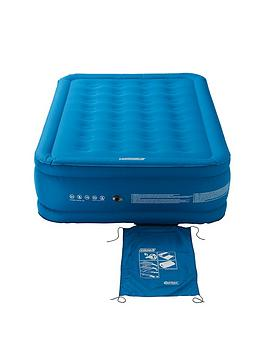Coleman   Extra Durable Raised Airbed - Double