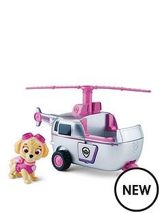 paw-patrol-paw-patrol-basic-vehicle-with-pup-skye039s-jet