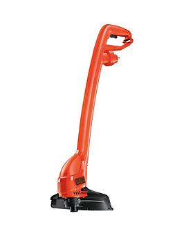 black-decker-250-watt-single-handed-strimmer
