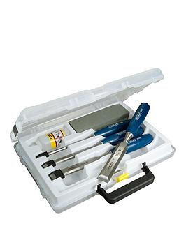 Stanley   6-Piece Chisel Set