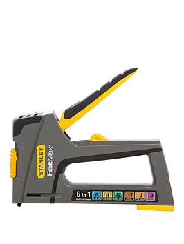 Stanley FatMax Stanley Fatmax Heavy Duty Stapler/Tacker With Staples Picture