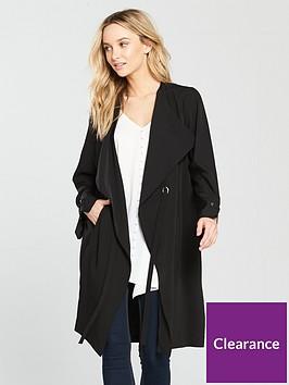 wallis-henna-duster-jacket-black