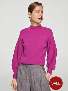 mango-puffed-sleeve-jumper