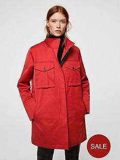 mango-detachable-waistcoat-and-hood-parka-red