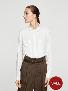 mango-pocket-flowy-shirt