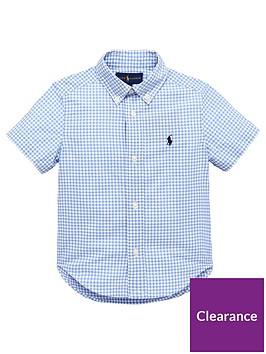 ralph-lauren-boys-checkered-gingham-shirt-blue