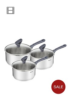 tefal-daily-cook-3-piece-pan-set-stainless-steel