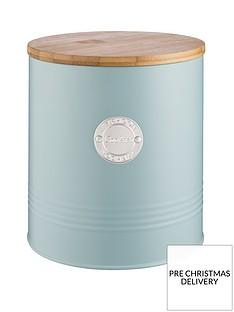 typhoon-living-cookie-storage-tin-ndash-blue