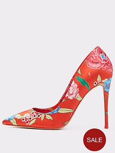 aldo-stessynbsppointed-court-shoe-orange