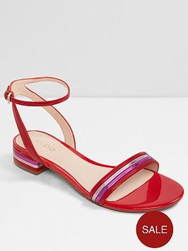 aldo-izziew-low-heel-sandal-wide-fit-red