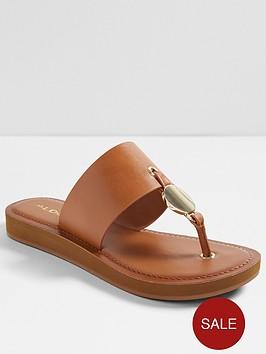 aldo-yilania-flat-sandal-natural