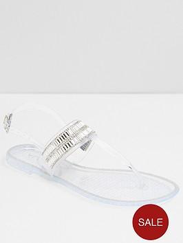 aldo-etiewen-jelly-sandal-white