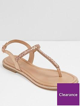 aldo-sheeny-metallic-flat-sandal