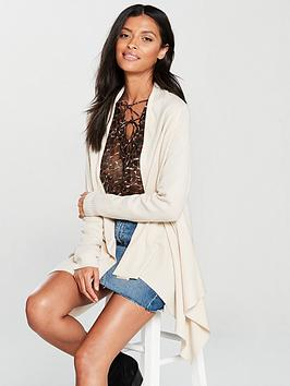 v-by-very-waterfall-cardigan-oatmeal-marl