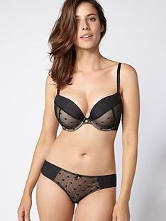 boux-avenue-avril-plunge-bra-black