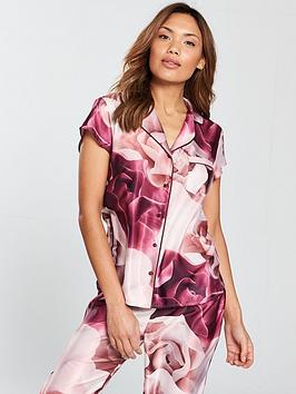 b-by-ted-baker-porcelain-rose-printed-pyjama-top