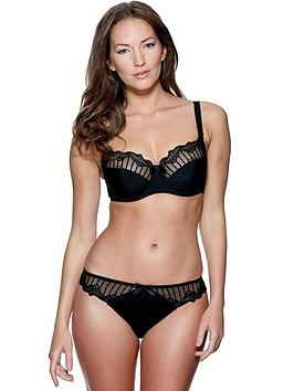 Charnos Charnos Sienna Full Cup Bra - Black Picture