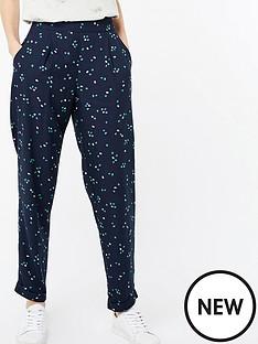 monsoon-sophie-soft-printed-peg-trouser-navy