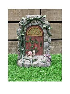 paroh-solar-fairy-house-door