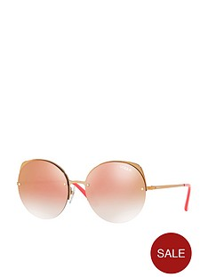 vogue-round-lens-sunglasses-ndash-pink