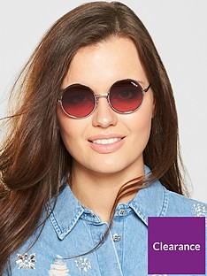 vogue-round-sunglasses-pink