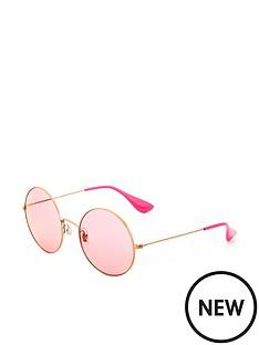 ray-ban-ja-jo-round-sunglasses-pink