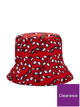 spiderman-reversible-sun-hat