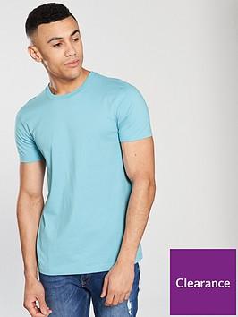 v-by-very-short-sleeve-crew-neck-t-shirt-light-blue
