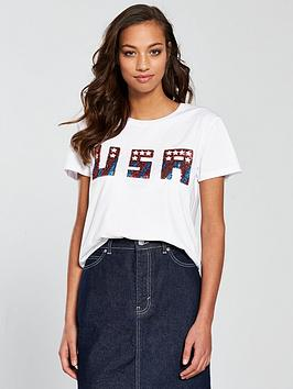 v-by-very-usa-sequin-t-shirt-white