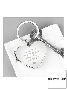 personalised-valentines-heart-photo-key-ring