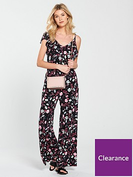 v-by-very-asymmetric-frill-jersey-jumpsuit-print