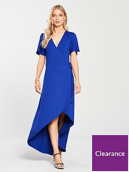 v-by-very-tall-dip-back-wrap-jersey-maxi-dress-electric-blue