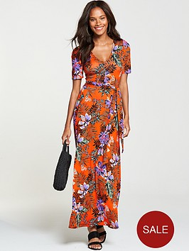 v-by-very-deep-v-neck-jersey-maxi-dress-tropical-print
