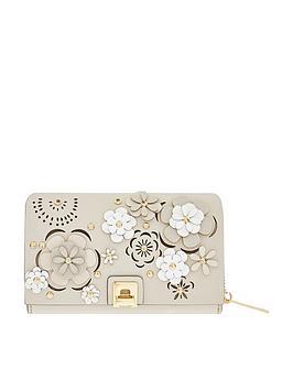 accessorize-3d-laser-floral-wallet-natural