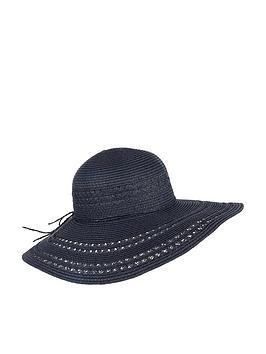 accessorize-bow-trim-floppy-hat-navynbsp