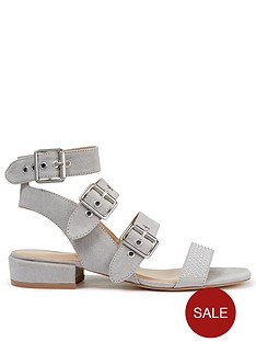 miss-selfridge-miss-selfridge-studded-gladiator-flat-sandal