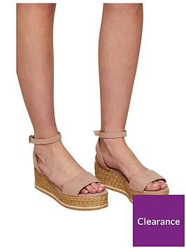 miss-selfridge-scalloped-flatform-sandal-nudenbsp