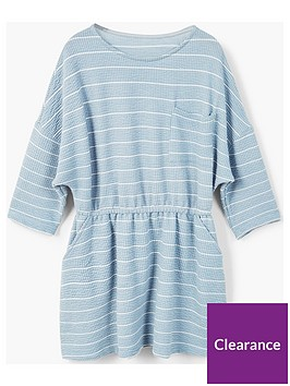 mango-girls-jersey-stripe-dress