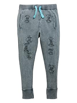 mango-boys-distressed-jogger