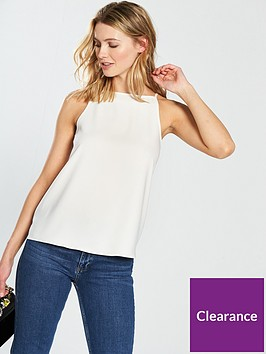 warehouse-high-neck-cami-ivory