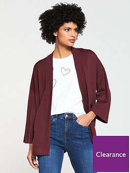 v-by-very-kimono-sleeve-edge-to-edge-cardigan-merlot
