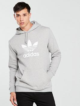 adidas Originals Adidas Originals Trefoil Pullover Hoodie Picture