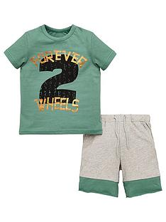 mini-v-by-very-boys-2-piece-forever-wheels-slogan-jersey-outfit-multi
